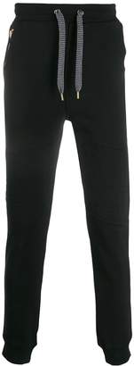 Just Cavalli zippered track pants