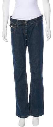 Dolce & Gabbana Mid-Rise Flared-Leg Jeans
