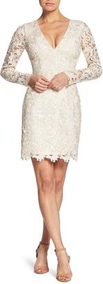 Dress the Population Kathrine Lace Sheath Dress