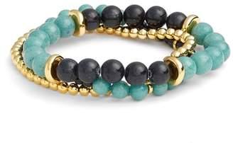 Gorjana Kaia Set of 3 Stretch Bracelets