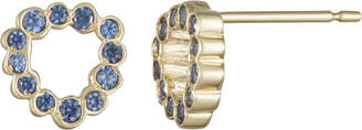 Parker Hi June Jewelry New York Mini Triangle Shape Stud Earrings