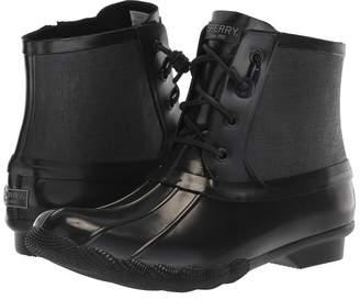 Sperry Saltwater Rubber Flooded Women's Rain Boots
