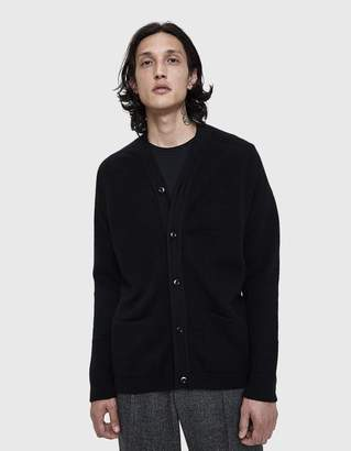Mhl. Pocket Wool Cardigan
