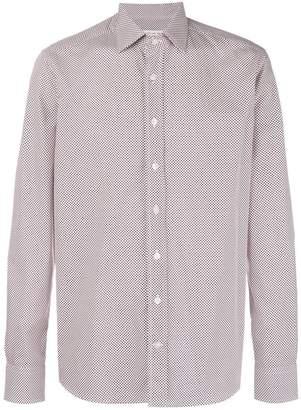 Etro polka dot print shirt