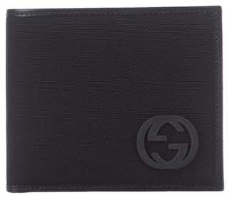 Gucci Nylon Bifold Wallet