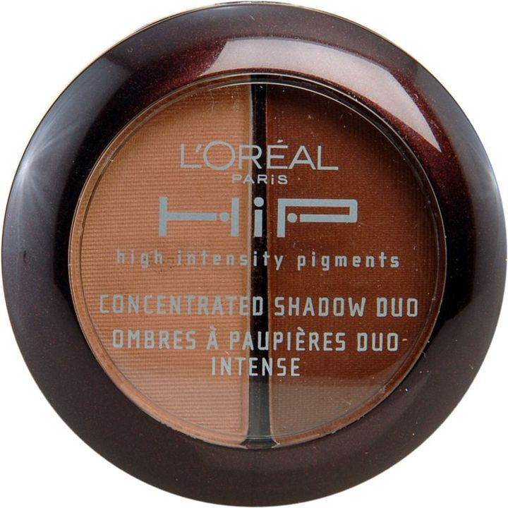 L'Oreal HiP Studio Secrets Professional Concentrated Shadow Duo
