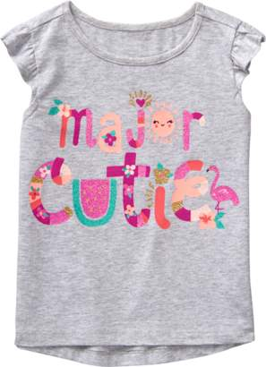 Gymboree Major Cutie Tee