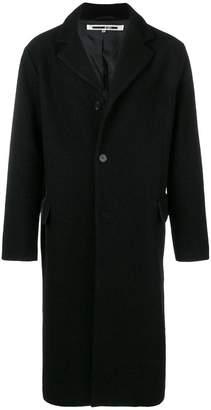 McQ oversized wool coat