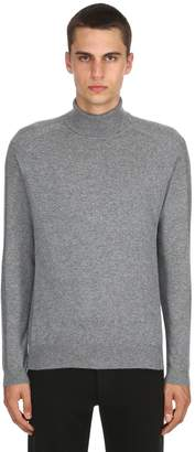 Premium Cashmere Turtleneck Sweater