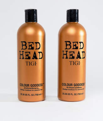 Tigi Bedhead color goddess tween duo shampoo and conditioner