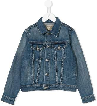 Ralph Lauren classic denim jackets