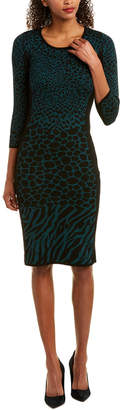 Gabby Skye Sheath Dress