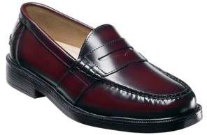Nunn Bush Lincoln Leather Penny Loafers