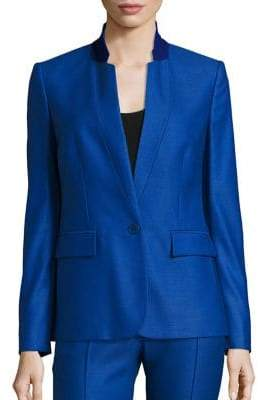 Stella McCartney Fleur Wool Jacket