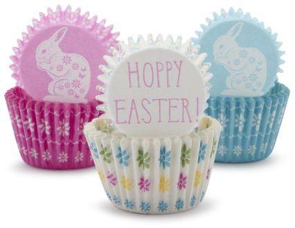 Sur La Table Hoppy Easter Mini Bake Cups, Set of 96