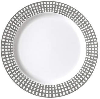 Table to go Classic Venice 'I Can't Believe Its Plastic' 50 Piece Dinnerware Set, Service for 25