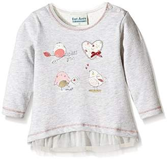 Sanetta Baby Girls 113526 Long Sleeve Top,(Manufacturer Size: 56)