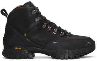 ROA Black Andreas Boots