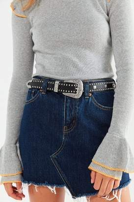 Urban Outfitters Studded Western Belt