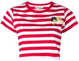 Fiorucci striped cherub T-shirt
