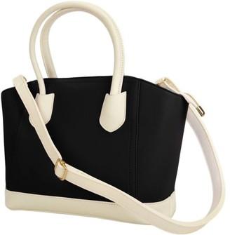 SUMACLIFE Women's McKenna Vintage Style Tote Hand Bag