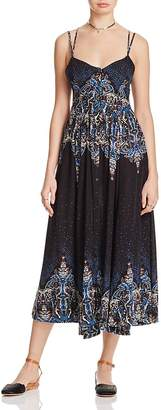 Free People Be My Baby Maxi Dress $148 thestylecure.com