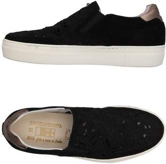 D'Acquasparta D'ACQUASPARTA Low-tops & sneakers - Item 11390303
