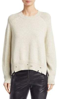 Etoile Isabel Marant Kalia Distressed Sweater