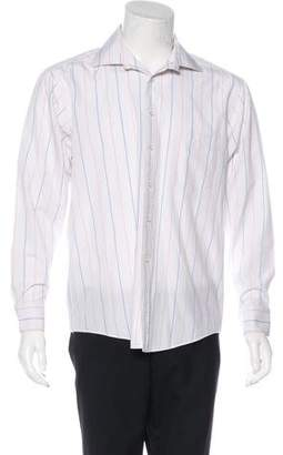 Paul Smith Striped Dress Shirt