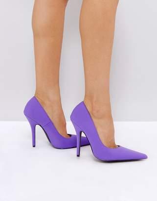 Public Desire Tease Stiletto Heeled Shoes