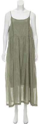 Cp Shades Sleeveless Maxi Dress