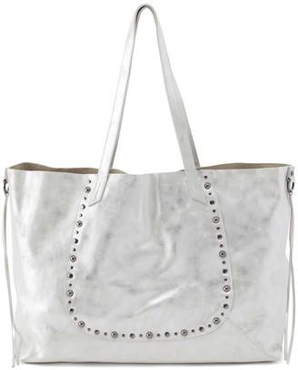 Hobo Journey Studded Handbag