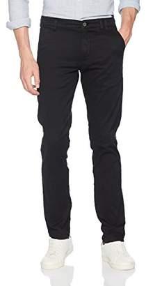 "3.1 Phillip Lim Shine Original Men's Stretch Chino Trousers, Schwarz Black 34"", W30/L34 ('s Size: 30)"