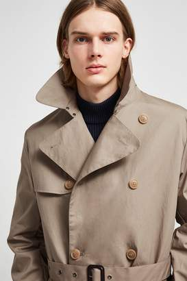 French Connenction Waterproof Trench Coat