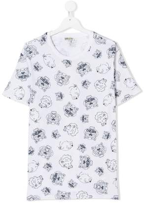 Kenzo TEEN multi-icon T-shirt