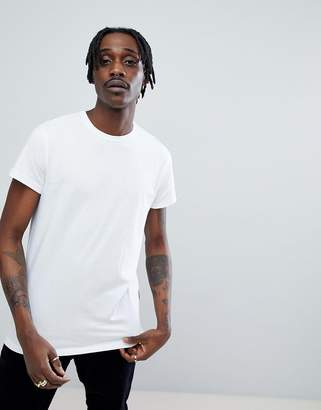 Cheap Monday Unity Slim Fit T-Shirt in White