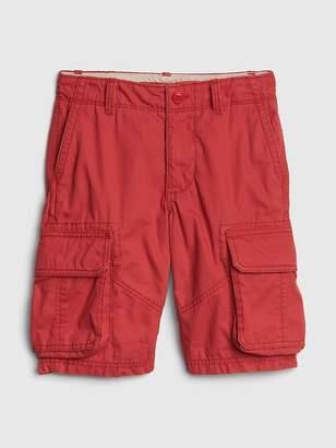 Gap Cargo Shorts in Poplin
