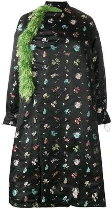 Preen by Thornton Bregazzi Ruth floral printed coat