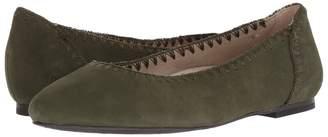 Jack Rogers Ellie Suede II Women's Shoes
