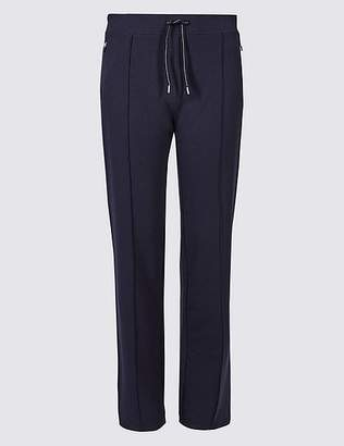 Marks and Spencer Straight Leg Joggers