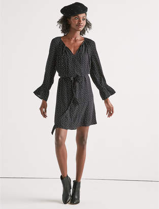 Lucky Brand PARACHUTE BELL SLV DRESS