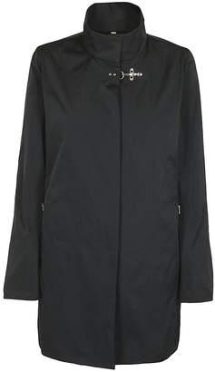 Fay Long Sleeved Trench Coat