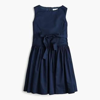 J.Crew Girls' tie-waist dress