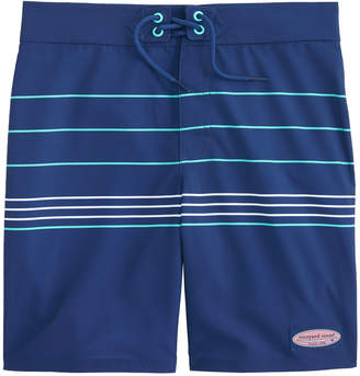 Vineyard Vines Boys Smith Hill Stripe Board Shorts