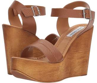 Steve Madden Belma Wedge Sandal Women's Shoes