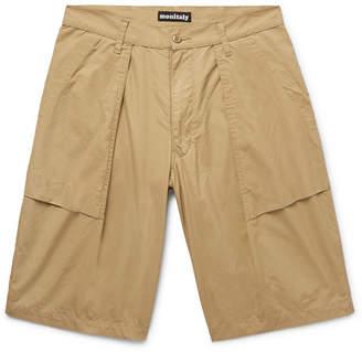 Monitaly Cotton Cargo Shorts