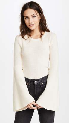 J.o.a. Belle Sleeve Sweater