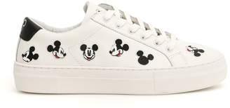 M.O.A. Master Of Arts M.O.A. master of arts Leather Disney Sneakers