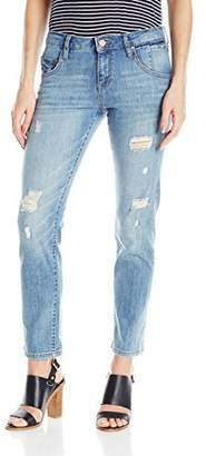 William Rast Women's Tomboy Slim Relaxed Jean