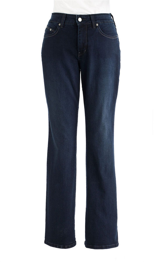 NYDJ Petite Petites Barbara Bootcut Jeans